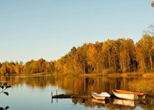 Vackra sjöar